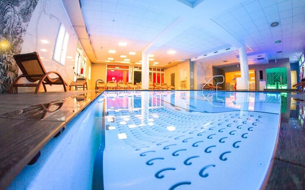 Wellness s bazénom, Hotel Formula International, Taliansko