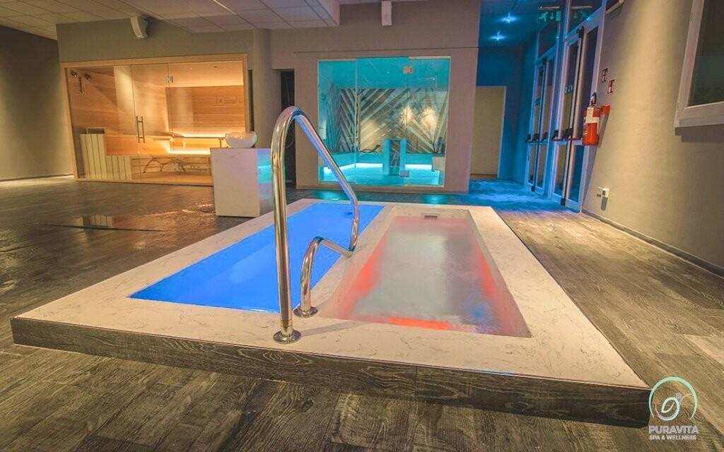 Neomezené wellness, Hotel Formula International, Itálie