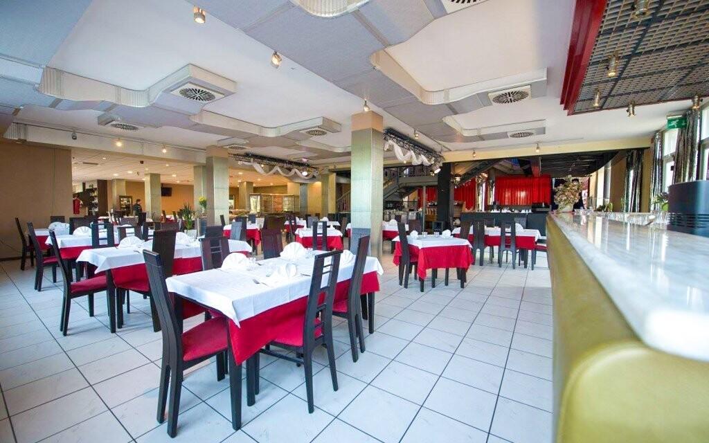 Restaurace, Hotel Formula International, Itálie