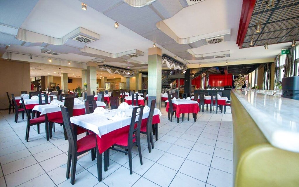 Reštaurácia, Hotel Formula International, Taliansko
