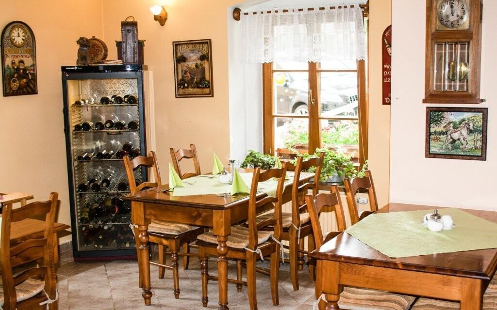 Reštaurácia, polpenzia, Resort Stein *** Františkovy Lázně