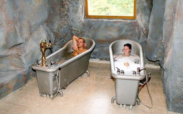 Wellness, kúpeľ, Resort Stein *** pri Františkových Lázňach