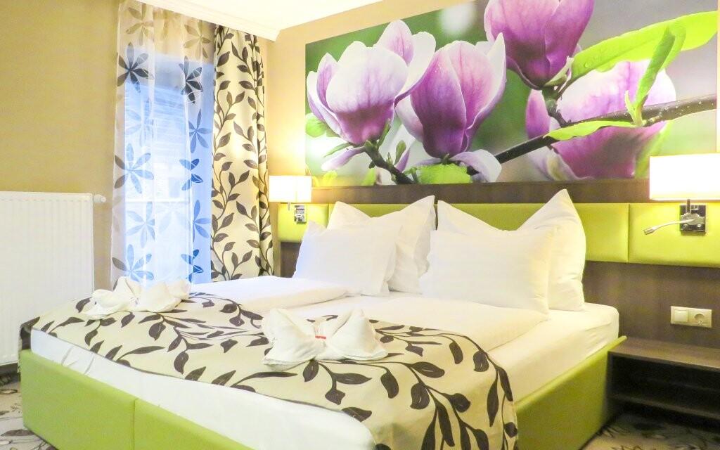 Komfortné izby, Hotel Pruggererhof ***, Rakúsko
