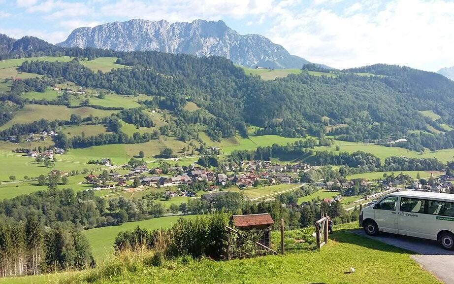 Dachstein, turistika Rakúsko