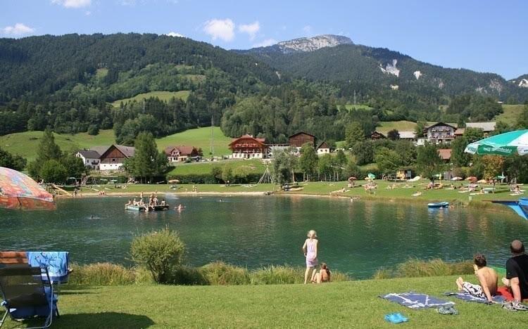 Jazerá v Dachstein, Rakúsko