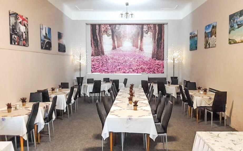 Reštaurácia, Hotel Fontána ***, Mariánské Lázně