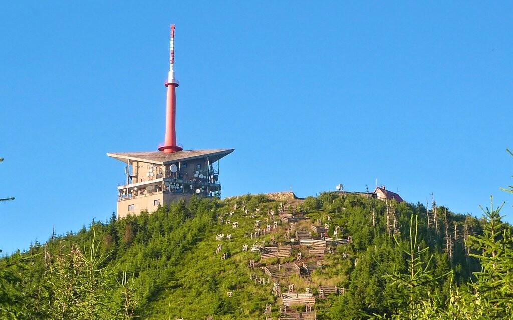 Lysá hora, najvyššia hora Beskýd