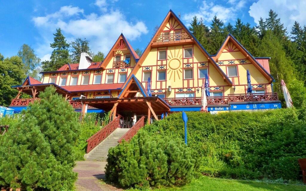 Penzión Sluníčko pod Lysou horou, Ostravice, Beskydy