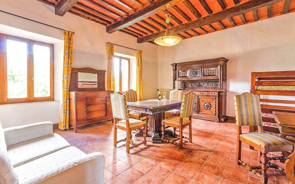 Izby v tradičnom vidieckom štýle, Fattoria Il Santo