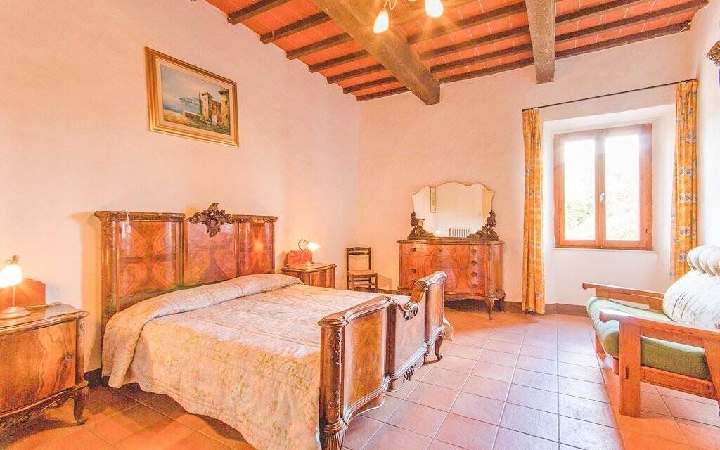 Dvojlôžková izba, Fattoria Il Santo, Taliansko