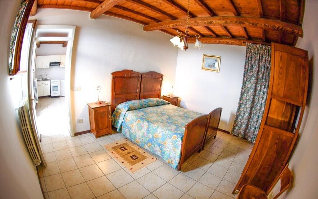 Apartmán s kuchynkou, Fattoria Il Santo, Toskánsko
