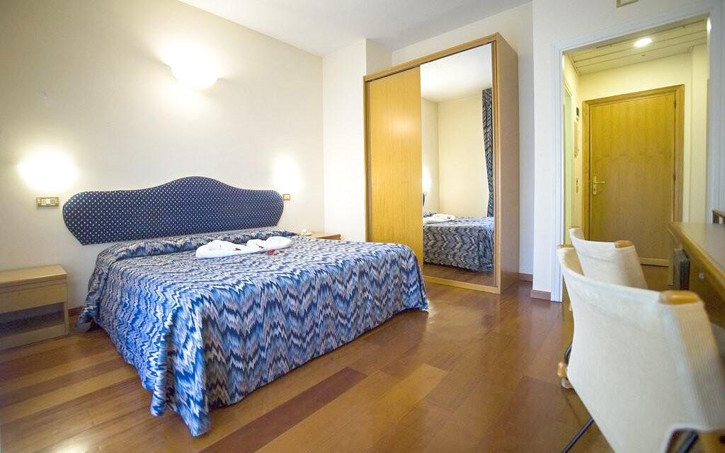 Dvoulůžkový pokoj, Hotel Villa Ricci ***, Toskánsko, Itálie