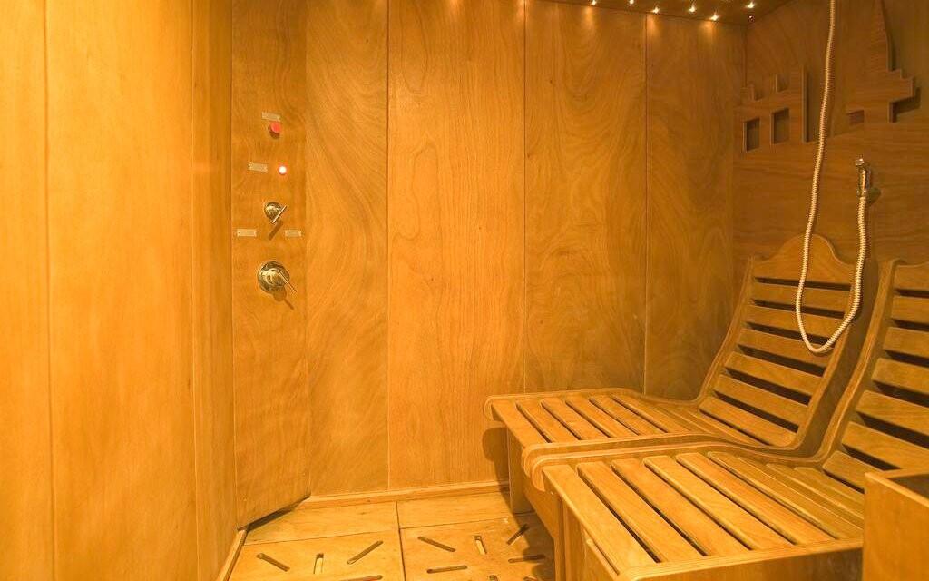 Sauna, wellness, Hotel Villa Ricci ***, Itálie