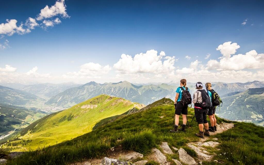 Výlet, turistika Vysoké Taury, Rakúsko