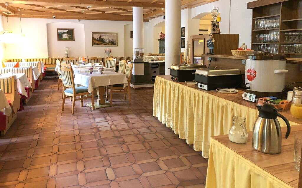 Reštaurácia, Evianquelle Hotel ***, Bad Gastein, Rakúsko