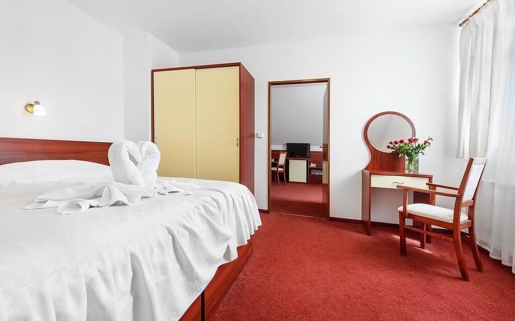 Pohodlné izby, Hotel Marie-Luisa *** Praha
