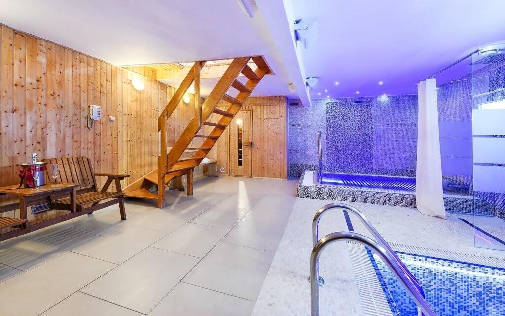 Wellness v Hoteli Marie-Luisa *** Praha