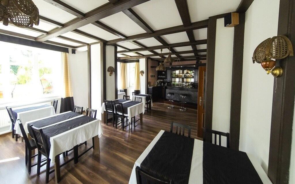 Reštaurácia, Hotel Marie-Luisa *** Praha