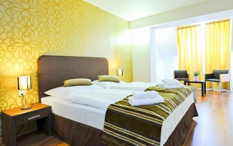 Moderně vybavený pokoj, Hotel Ostredok ***, Nízké Tatry
