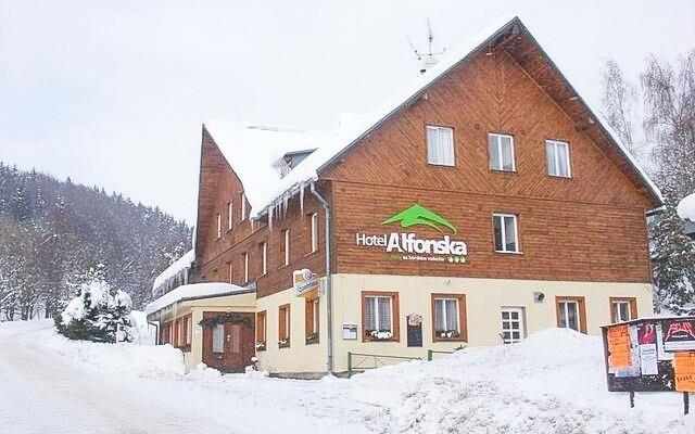 Aktivní dovolená, Hotel Alfonska ***, Benecko, Krkonoše