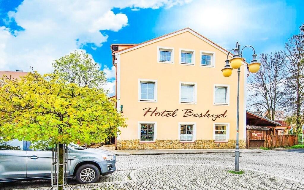 Hotel Beskyd **** s vlastným pivovarom, Beskydy
