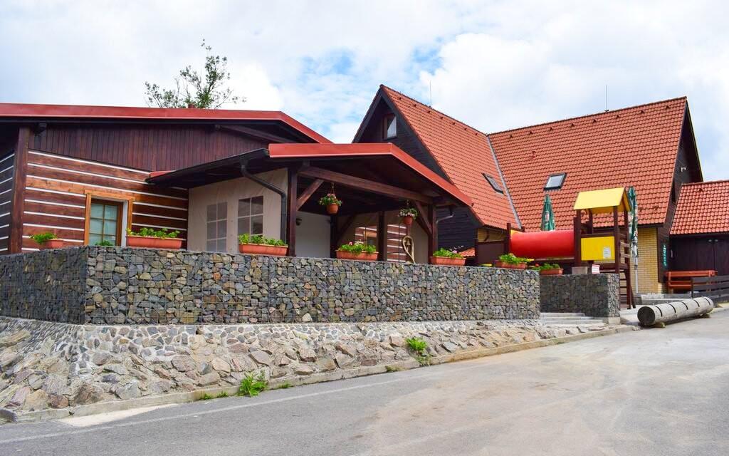 Penzion Chata pod Sjezdovkou, Orlické hory