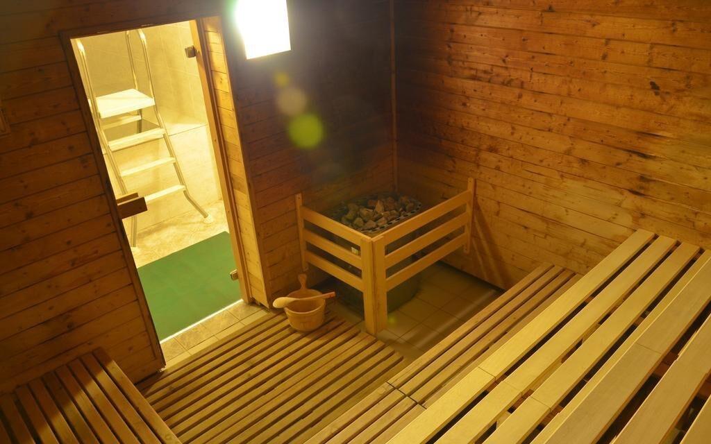 Wellness, sauna, Interhotel America ****, Písek
