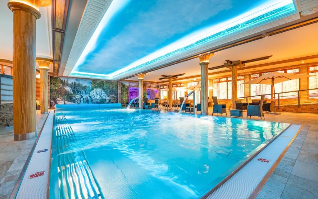 Wellness s bazény, Hotel Sport Aqua ***, Slovensko