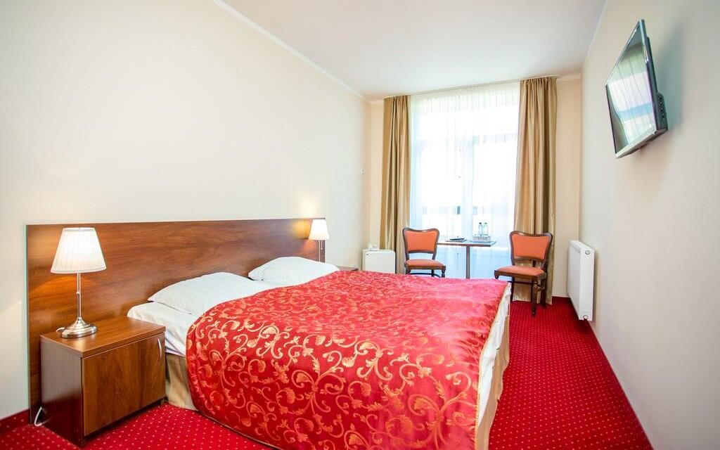Krásne izby, Hotel St. Lukas Sanatorium ****, Poľsko