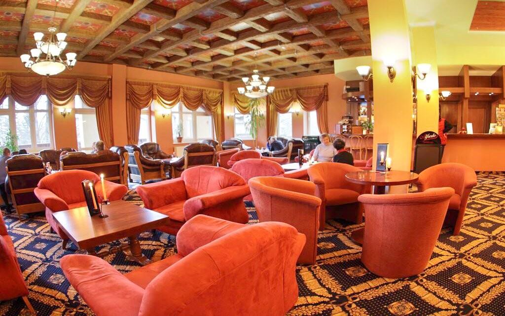 Interiéry Hotela St. Lukas Sanatorium ****, Poľsko