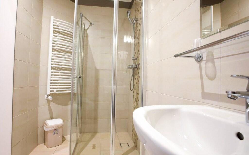 Kúpeľňa, Hotel St. Lukas Sanatorium ****, Poľsko