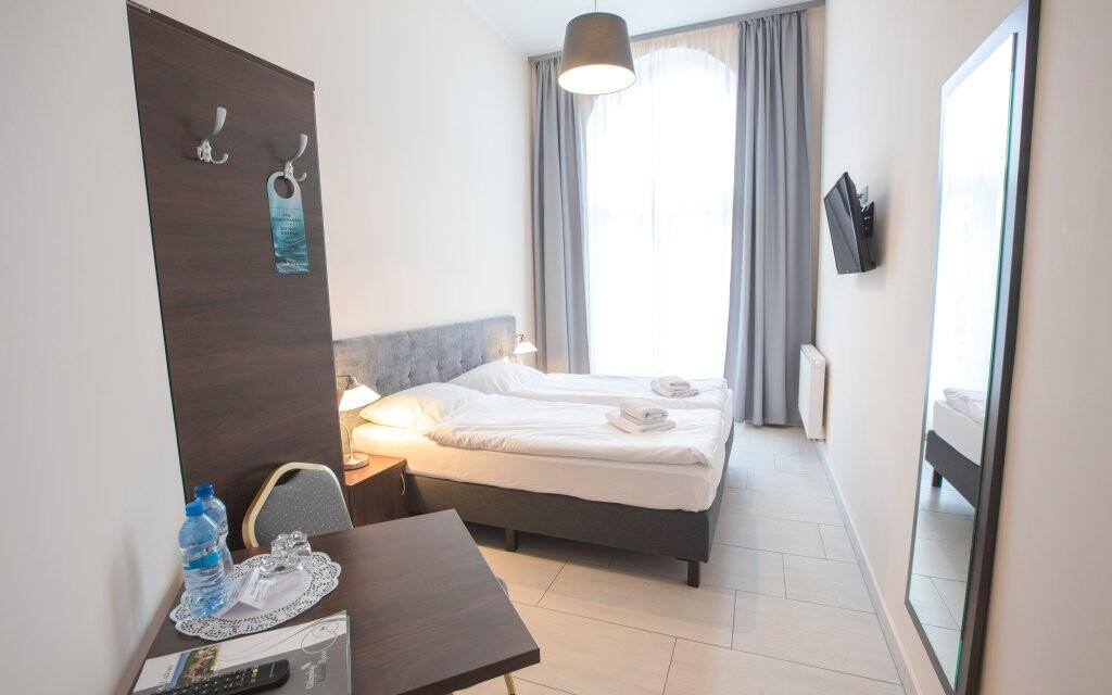 Krásne izby v Hoteli St. Lukas Sanatorium ****, Poľsko