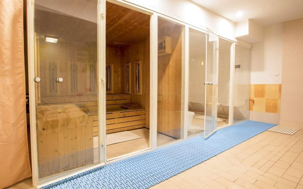 Sauny, wellness, Hotel St. Lukas Sanatorium ****, Poľsko