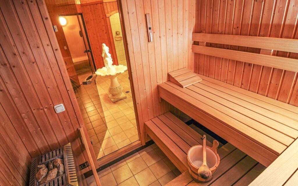 Wellness v Hoteli Margarethenbad ****, rakúske Alpy