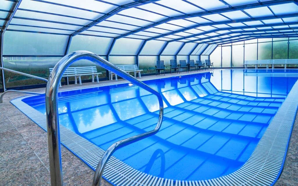 Relax v bazéne, Hotel Margarethenbad ****, rakúske Alpy