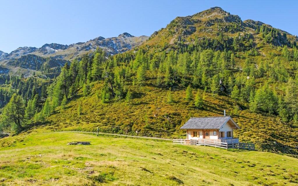 Príroda v rakúskych Alpách