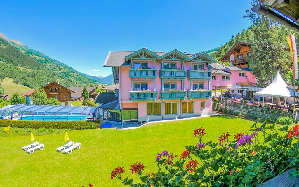 Hotel Margarethenbad ****, Lainach, rakúske Alpy