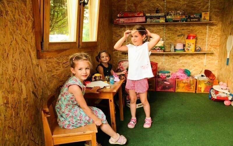 Detská herňa, Wolf Panzió, Sárvár, Maďarsko