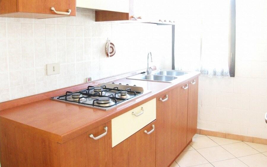 Kuchynka v apartmánoch Residence Fontana, Taliansko