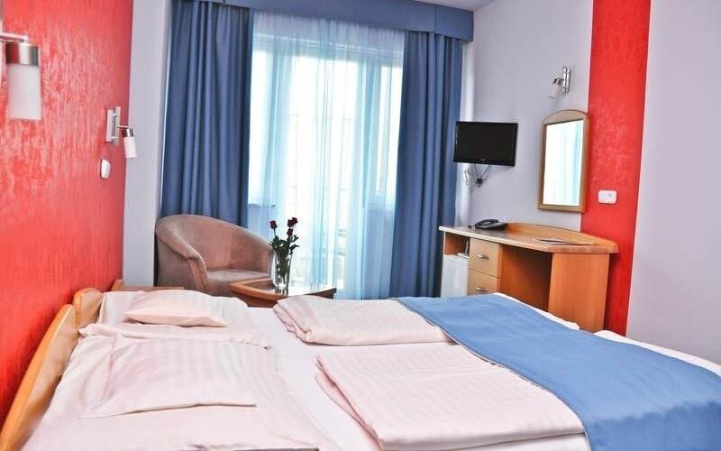 Komfortní pokoje, Hotel Négy Évszak, Hajdúszoboszló