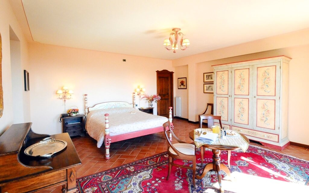 Izba Suite, Hotel Borgo I Tre Baroni ****, Taliansko