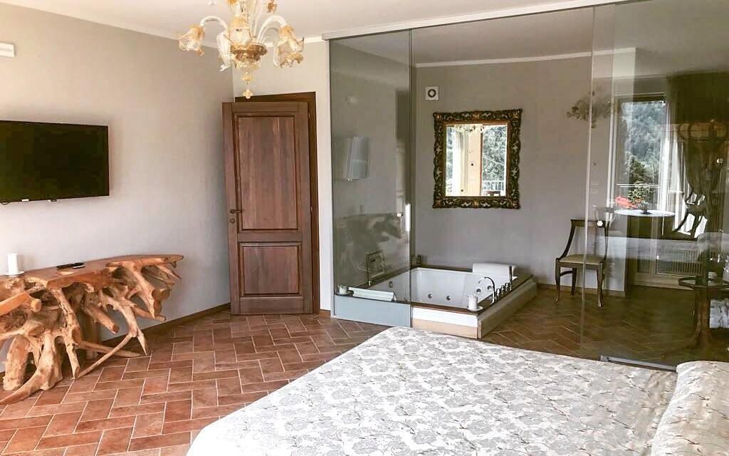 Izba Spa Suite, Hotel Borgo I Tre Baroni ****, Taliansko