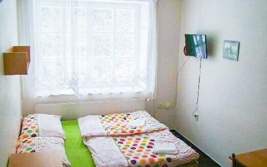 Útulné pokoje v Hotelu U Supa ***, Harrachov, Krkonoše