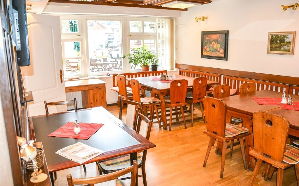 Stylová restaurace, Hotelu U Supa ***, Harrachov, Krkonoše