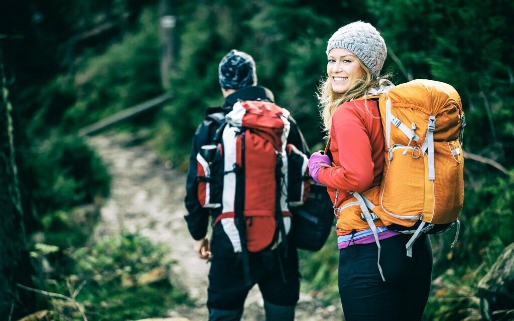 Horská turistika v Krkonoších