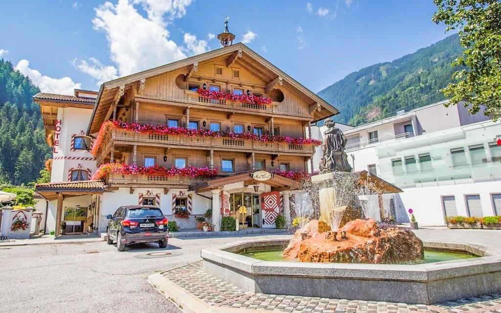 Hotel Gutshof Zillertal, Mayrhofen, Rakúsko