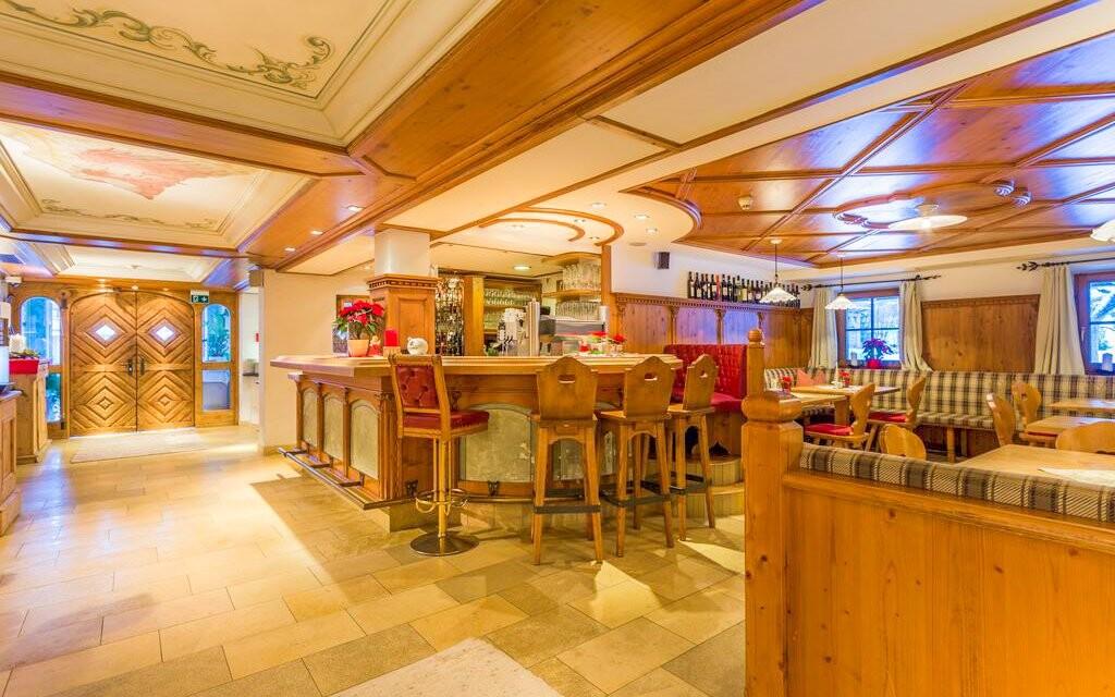 Polpenzia, reštaurácia, Hotel Gutshof Zillertal, Mayrhofen