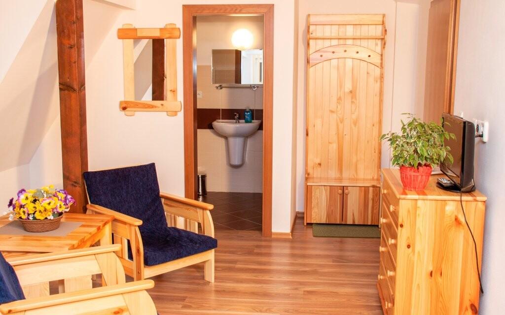 Komfortná izba, Penzión Marco, Rajecké Teplice
