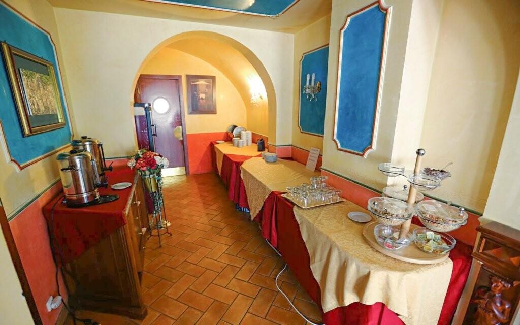 Reštaurácia, polpenzia, Hotel Krásná Královna, Karlovy Vary