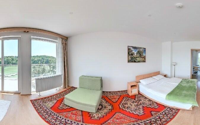 Komfortné izby, Hotel Bagoly Fogadó, jazero Gyömrő
